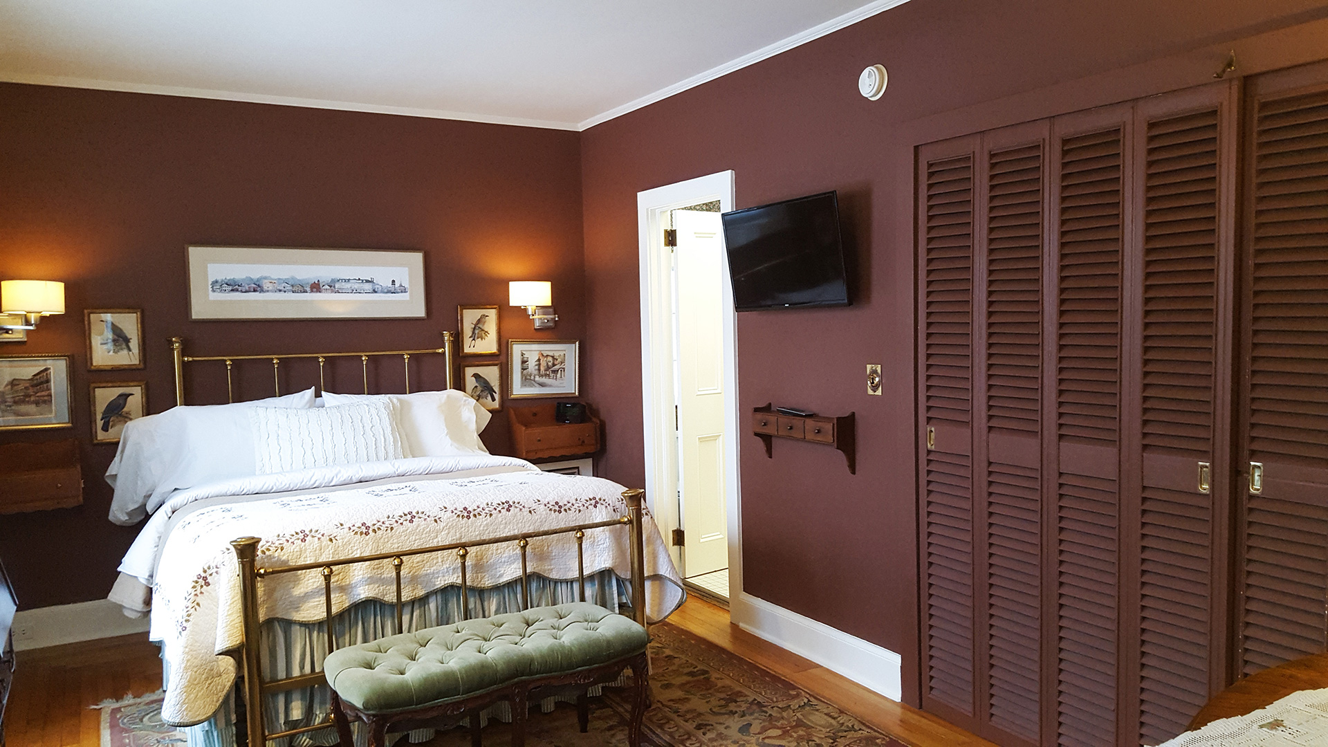 The Brown Room
